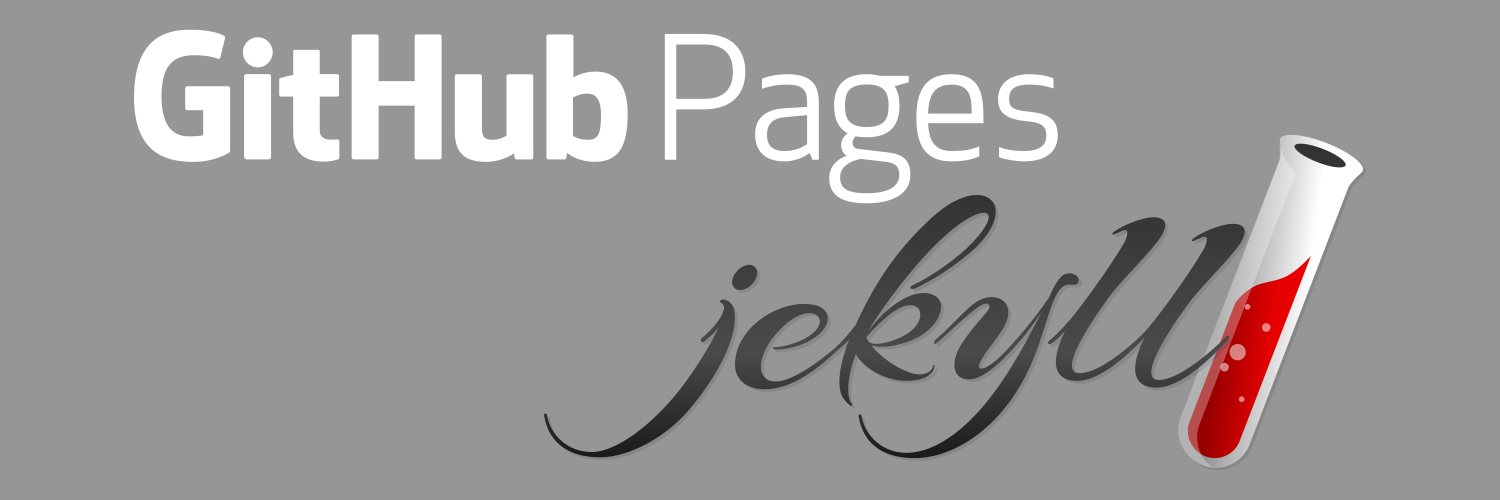 GitHub Pages ❤️ Jekyll